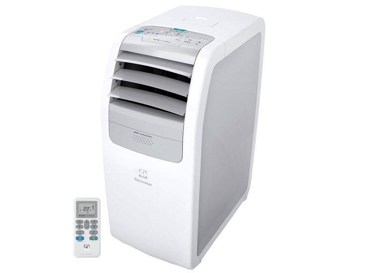 Ar-condicionado portátil. (Foto: Divulgação)