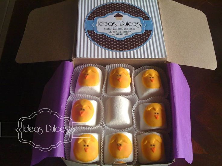 Masmelos Decorados | Ideas Dulces