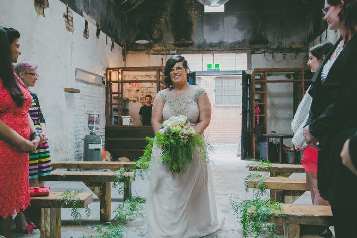 CHURCH OF BANG BANG BOOGALOO WEDDING MELBOURNE