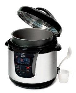 MaxiMatic EPC-808 8 Quart Pressure Cooker Review