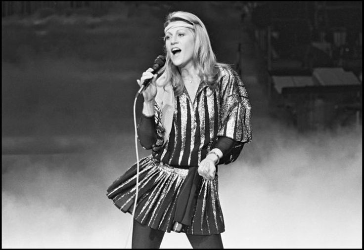 "Sheila (born: Annie Chancel, 16 August 1945, Créteil, France) is a French pop singer who became successful as a solo artist in the 1960s and 1970s and later fronted a disco act called Sheila and B. Devotion. Her stage name came from the title of her first release, a French cover version of ""Sheila"", a hit by Tommy Roe."