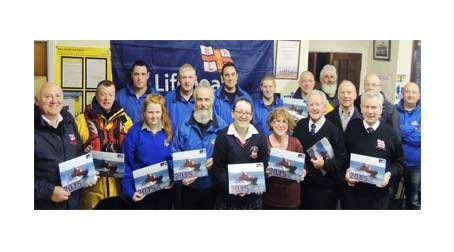 ARKLOW RNLI Launches 2015 Fundraising Calendar | WicklowNews