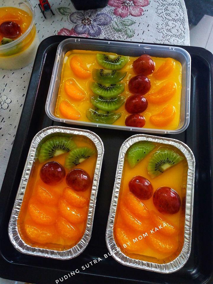 Resep Puding Buah By Khori Puding Buah Bikinan Tadi Siang Setelah Setahun Lebih Nggak Pernah Bikin Ini Puding Olahan Makanan Penutup Mini Ide Makanan Masakan
