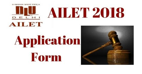 #AILET #Application Form Online will be released in the first week of the January 2018. All India #Law #Entrance Test (AILET 2018) is conducted by the National Level University, Delhi. AILET Exam is conducted on the national level once in a year. For filling online AILET Application Form 2018, one has to create a login registration ID and Password with the help of these you can feed the records and fill the form.