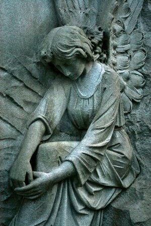 Angels in Stone by margie
