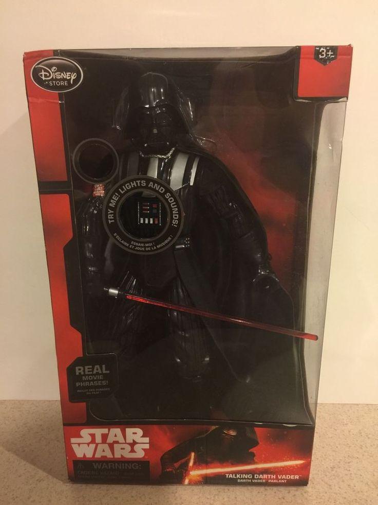 Star Wars Exclusive 14.5 Talking Death Vader Action Figure   | eBay