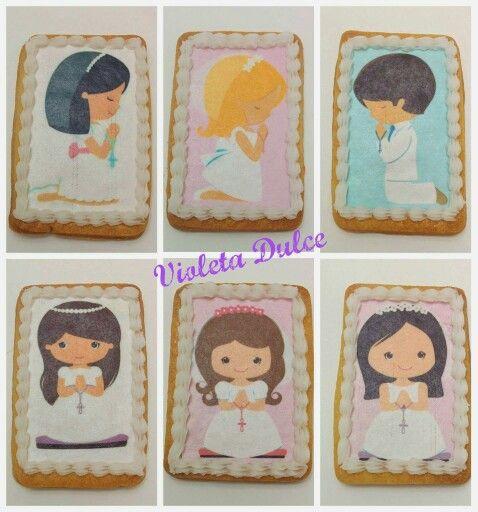 Communion cookies (Violeta Dulce)
