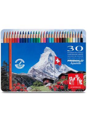 Caran D'ache Prismalo Colouring Pencils - 30pc