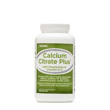 Calcium Citrate Plus™ with Magnesium & Vitamin D3