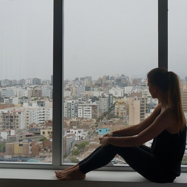 Last day in Lima before flying back to San Francisco. #city #view #lima #peru #travel #vacation