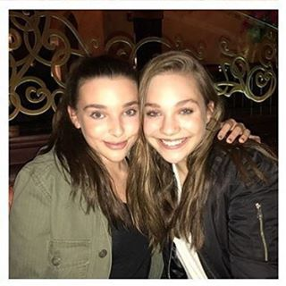 Maddie went out to a birthday dinner with Kendall's family tonight. Kendall's sister Ryleigh turns 21 tomorrow. #dancemoms #dancemoms1 #spoilers #dmos_ziegler