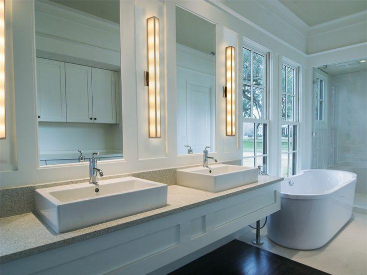 contemporary bathroom lighting. Modern And Contemporary Bathroom Design Lighting A