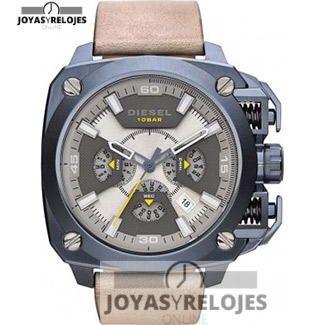 ⬆️😍✅ Diesel dz7342 😍⬆️✅ Maravilloso Modelo perteneciente a la Colección de RELOJES DIESEL ➡️ PRECIO 299 € Lo puedes comprar en 😍 https://www.joyasyrelojesonline.es/producto/diesel-hombre-reloj-de-pulsera-bamf-cronografo-cuarzo-piel-dz7342/ 😍 ¡¡Edición limitada!! #Relojes #RelojesDiesel #Diesel