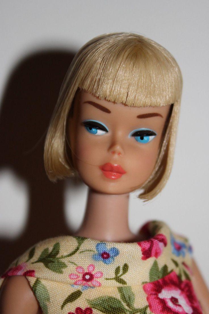 488 best Barbie \'American Girl\' images on Pinterest | Vintage barbie ...