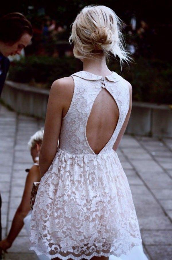 Милое платьице для юной девушки