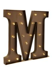 61cm letter marquee light