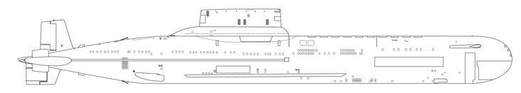 Pr. 941 Akula (NATO Typhoon) - Album on Imgur
