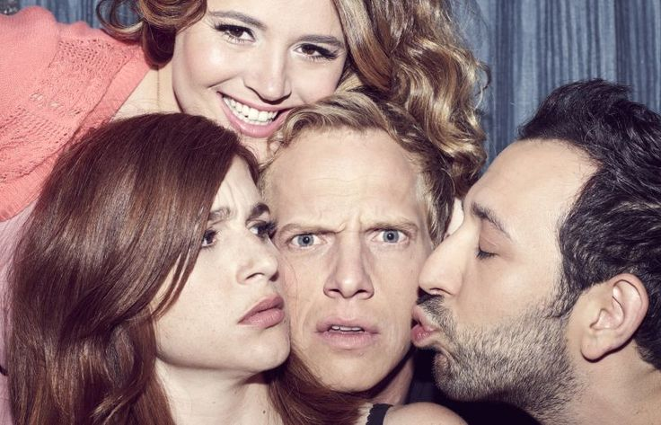 Series creator Stephen Falk and stars Aya Cash (Gretchen), Chris Geere (Jimmy), Desmin Borges (Edgar) and Kether Donohue (Lindsay) preview Season 3.