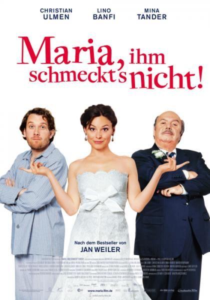 Maria Onun Hosuna Gitmiyor - 2009 - BRRip Film Afis Movie Poster