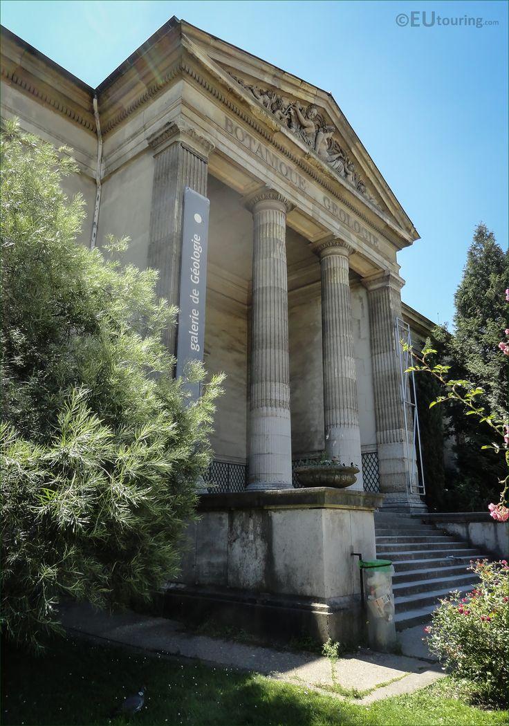 The Galerie de Geologie Museum, Paris