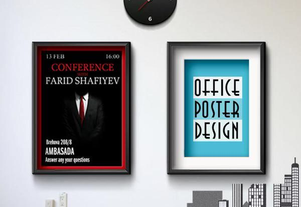 "Andrii Live on Twitter: ""I've just started creating my #portfolio Conference/office poster design.  Follow comment share #graphic #design #art http://t.co/SHnJSQNU3c"""