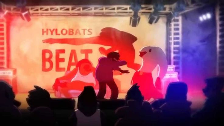 Holy Beat Battle - 2D Animation Film  Realisator : Stephan Gwendal Music :Paul Gressien & Jean Duteil Executive Producer: Ecole Pivaut