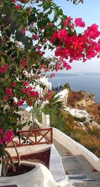 Santorini Island ~ Greece
