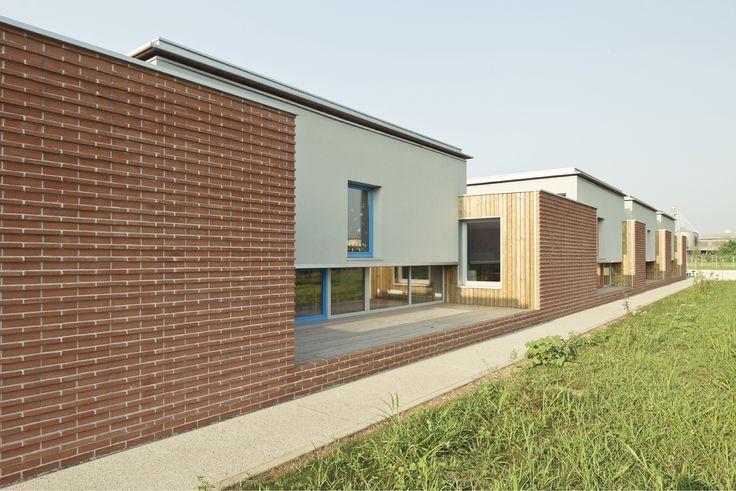 Fossalunga Nursery School / Studiomas Architetti Associati