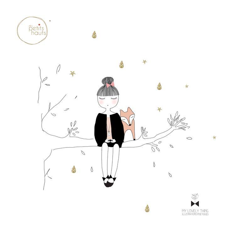 Illustration Blog Des Petits Hauts