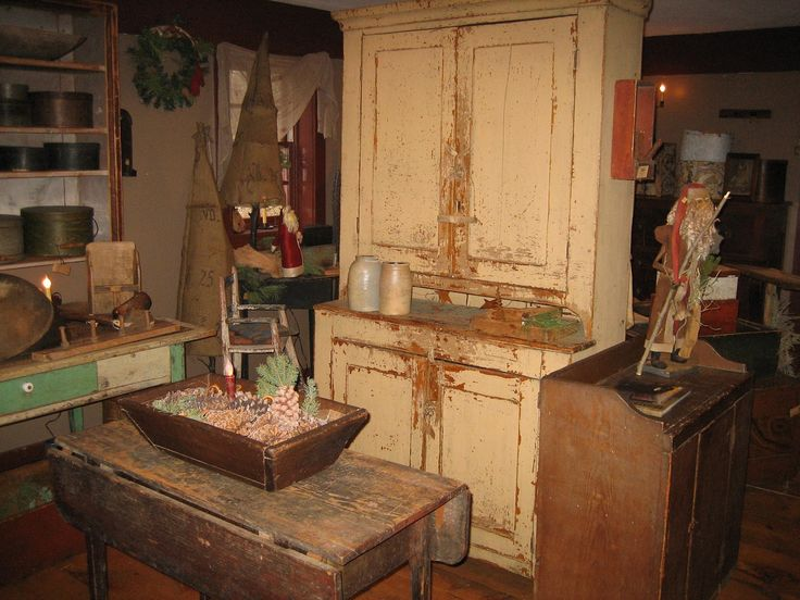 836 best Primitive/Country/Rustic Kitchens 2 images on Pinterest ...