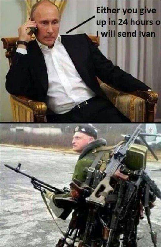 Putin's Last Resort....love it.