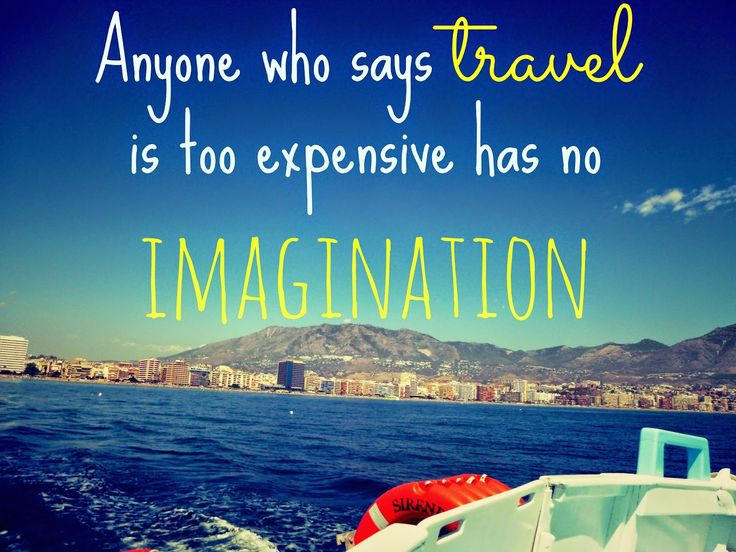 Bespoke, Travel And Imagination