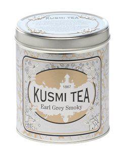 Kusmi Tea Smoky Earl Grey, Loose Tea, 8.8-Ounce Tins Kusmi http://www.amazon.com/dp/B000XMVHA2/ref=cm_sw_r_pi_dp_gznaub1KR9W3Z