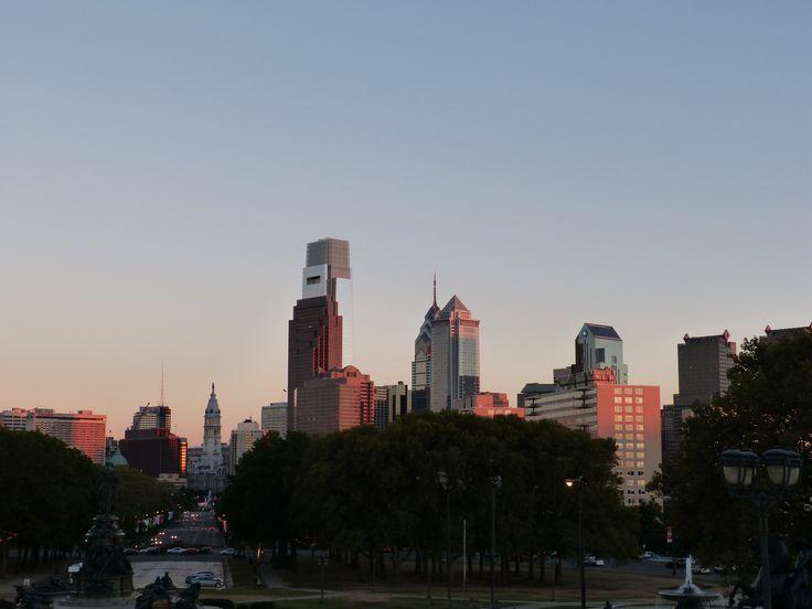 City of Philadelphia in Pennsylvania