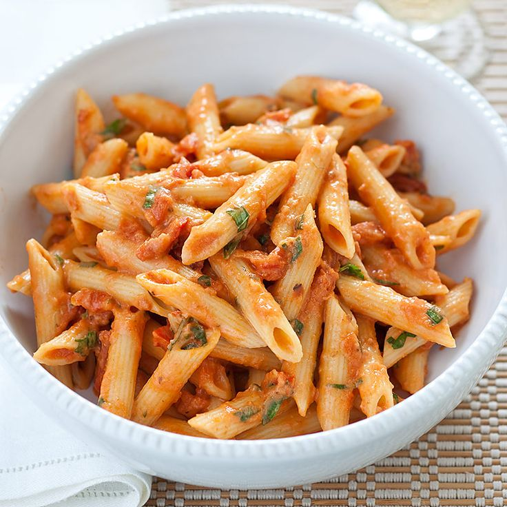 Penne alla Vodka Recipe - Cook's Country | Italian Recipes ...