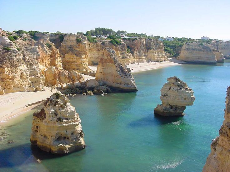 Algarve is one of the most places that I often visit...its situated in south of Portugal and its quite known from british people, germans....majority european population !