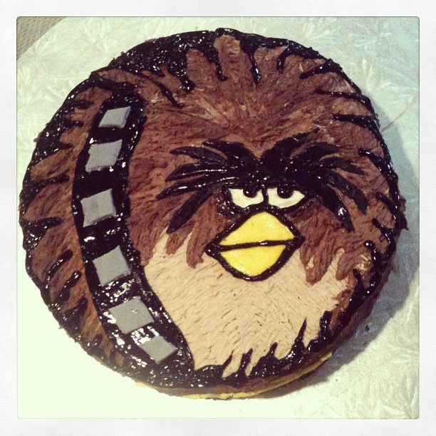 Chocolate Chewbacca Www Dunmorecandykitchen Com: 19 Best Cakes I've Made Images On Pinterest