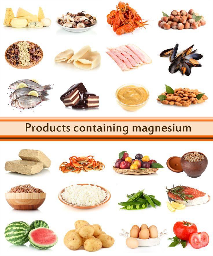 Чем важен магний и где содержится?
