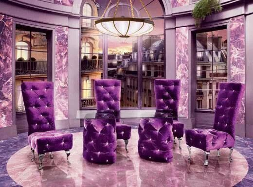 25 best ideas about purple dining rooms on pinterest - Decoraciones de comedores ...