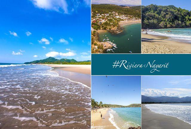 5 Playas Que Debes Descubrir En La Rivieranayarit En Semanasanta Se Acercan Las Vacaciones Y Seguro Que No Resulta Fácil Elegir Seaside Pueblos Playa
