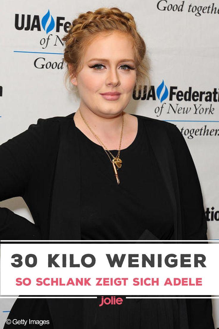 Adele So Klingt Ihre Stimme Jetzt Adele Schlank Und Klatsch