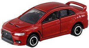 Takara Tomy Mitsubishi Lancer Evolution X Dark Red