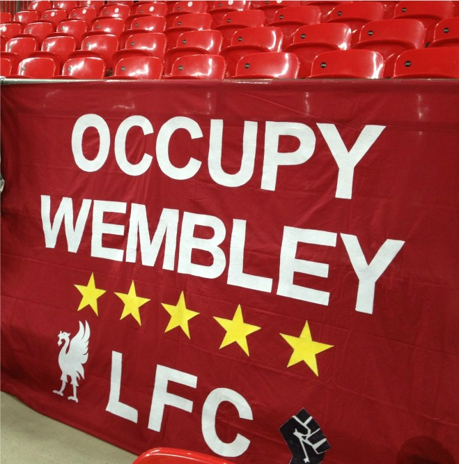 Occupy Wembley
