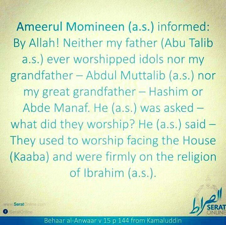 Pin by Quran and Ahlulbayt on Abu Talib | Imam ali quotes, Imam