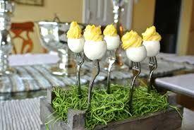 Image result for quail egg appetizer