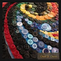 This Week's Project:   Canvas Button Art (Week Ending 23/12/12)              I had a brief period of making button jewellery and as a re...