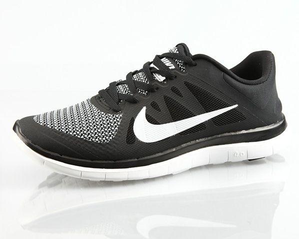 Desceunto Nike Free 4.0 Gris Zapatillas De Running Blanco Hombres Negro for  sports