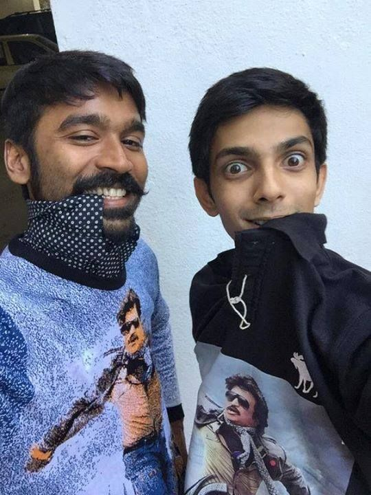 Rare Photos Of Anirudh Ravichander Photos , Pictures & Photogallery - FilmiBeat