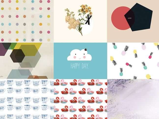 Want to dress up your tech? Here are 10 gorgeous free wallpapers for your computer desktop.