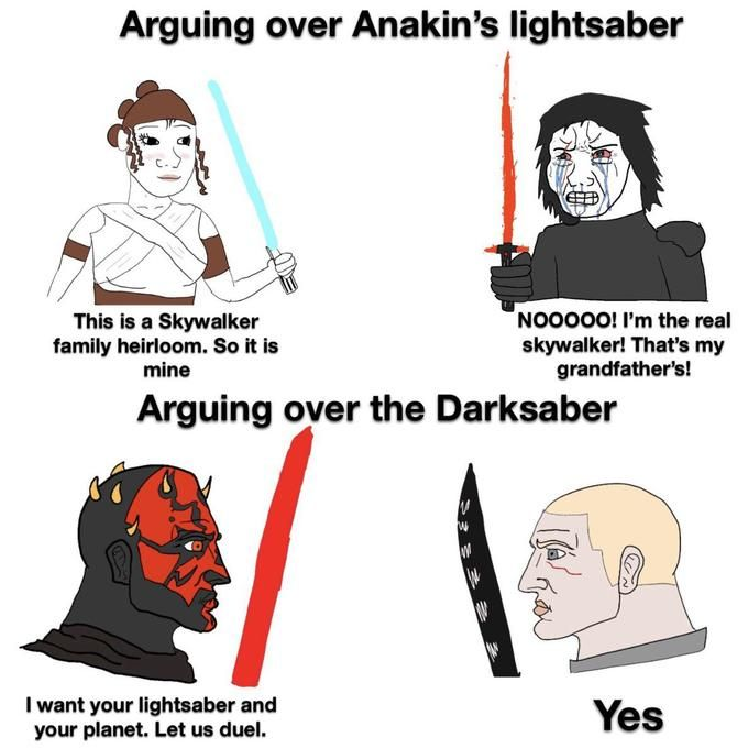 Be More Specific Star Wars Star Wars Siths Ideas Of Star Wars Siths Sith Sithlord Starwars Star In 2020 Star Wars Memes Star Wars Images Star Wars Fandom